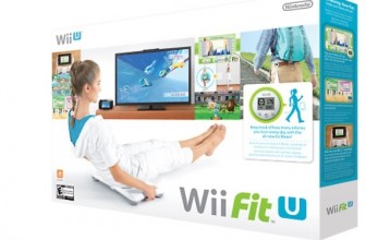 Hot!! ONLY $24.99 Save 72% on Wii Fit U + Meter + Balance Board