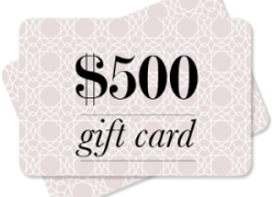 Win a $500 Shopping Spree for your family