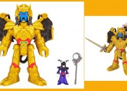 WOW! Imaginext Power Rangers $4.10 ( Reg. $19.99 )