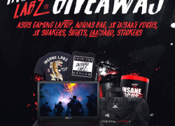 Wow!! Win a Gaming Laptop and Workout Swag!
