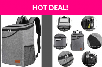 65% Off Cooler Bag 40-Can Large, Insulated Soft Sided Cooler Bag