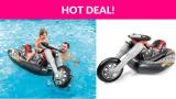 Intex Cruiser Motorcycle Ride-On Pool Toy