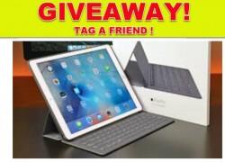 Win iPad Pro, Apple Pencil, Smart Keyboard !