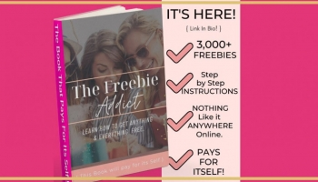 It's LIVE! The ONLY Freebie BOOK Anywhere ON THE WEB!