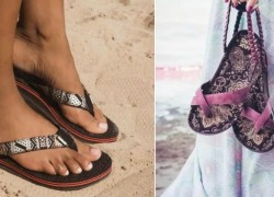 Be Comfy at The Beach With Muk Luks Flip Flops Only $14.99 (Reg. $28)!