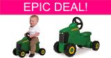 John Deere Ride On Toy – EPIC PRICE!