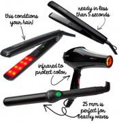 Win a Jose Eber Hair Tool Bundle and Candle Set!
