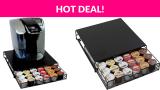 47% OFF! DecoBros K-cup Storage Drawer Holder for Keurig K-cup Coffee Pods