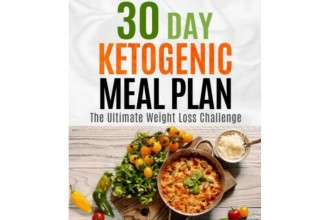 FREE Ketogenic Meal Plan Kindle eBook!