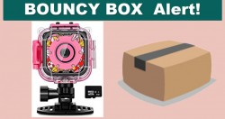 HURRY! EVERY 2,200 Person [ 5 WINNERS! ] WINS A Kids Action Camera!