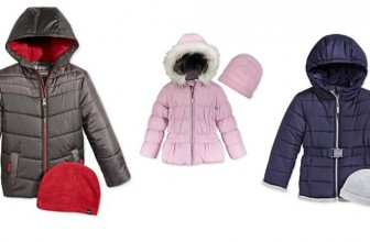 Early Black Friday! Kids Coats ONLY $15.99 ! ( Reg. $85 )