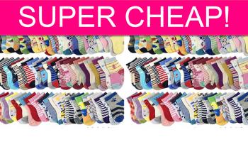 20 Pack of Baby Socks – SUPER CHEAP!