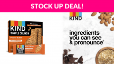 KIND Simple Crunch Bars 40 Pack
