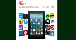 Another Kindle Giveaway! Win a All New Kindle Fire HD 8