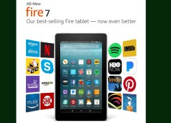 Fire 7 Tablet with Alexa ONLY $29.99 ! YOU CAN'T BEAT THIS!