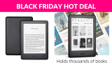 33% OFF! All-new Kindle – Now with a Built-in Front Light – Black – Includes Special Offers
