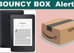 RARE BOUNCY BOX – Instant WIN A KINDLE ! Every 7,000 Person WINS!