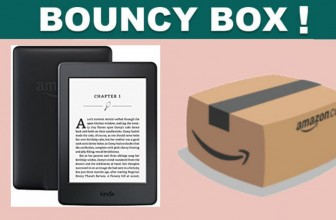 SUPER RARE! Kindle BOUNCY BOX! [ Instant WIN! ]