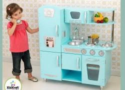 "LOWEST PRICE ! Kids Kraft "" Vintage "" Kitchen ONLY $76.99 SHIPPED!"