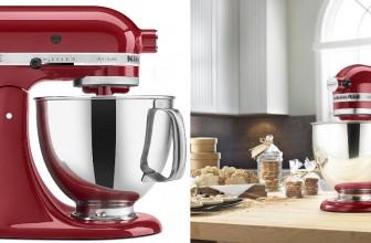 Enter To Win a Red KitchenAid Pro Series 5-Quart Mixer!