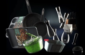 Win a Kitchen Supply Overhaul!