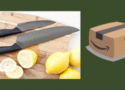 Ceramic Knife Set ! Every 2,000 Person WINS!