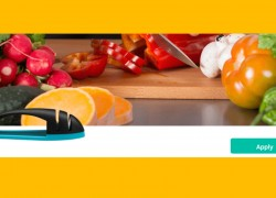 Apply for a Free Kitchen Knife Sharpener with Trybe