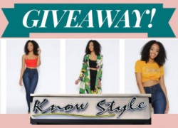 $1,000 KnowStyle E-Gift Card.