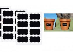 FREE 24-Pc Chalkboard Adhesive Labels ! RUNNNN!