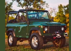 [10 WINNERS] Win a Land Rover Defender 90!