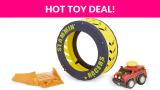 Little Tikes Slammin' Racers Turbo Tire Playset