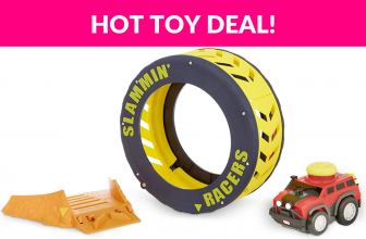 Little Tikes Slammin' Racers Turbo Tire Playset