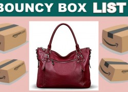 REAL Leather Purse ! EVERY 5,000th Person INSTANT WINS! 2 Winners!