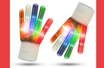 LED Gloves Finger Lights ONLY $6.21!