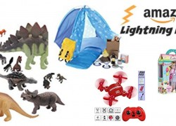 TODAY Amazon Toy Lightning Deals!