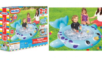 Little Tikes 2-in-1 Narwhal CLEARANCE PRICE! *Ships FREE*