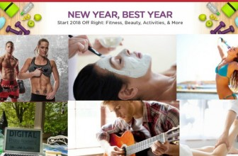 Wow! Up to 80% Off Fitness, Beauty, Activities & More!