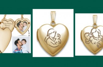 Win THIS Personalized Locket ( Worth $150 ) !