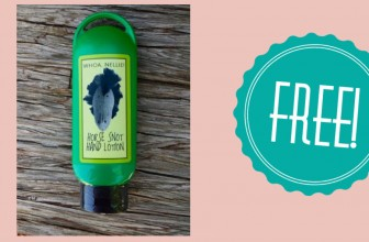 Free Horse Snot Hand Lotion Sample!