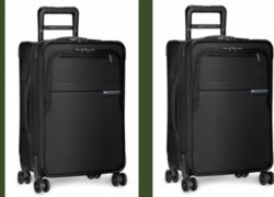 Win a Carry-On Spinner Suitcase