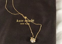 Enter to Win a Kate Spade Necklace !