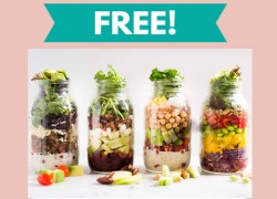 FREE 100 More Easy Recipes in Jars eBook