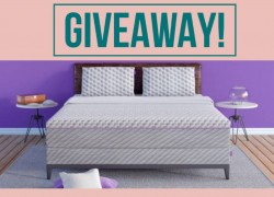 ENTER TO WIN A LAYLA MATTRESS