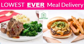 Home Chef = ONLY $3.70 & FREE SHIPPING! INSANE Deal!