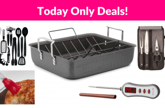 Save Up To 45% Off Thanksgiving Meal Prep Tools!