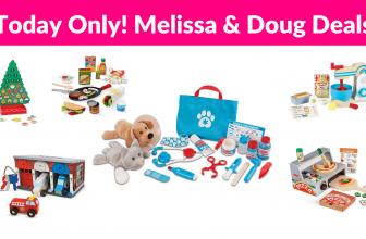 Melissa & Doug Favorites Up To 49% Off