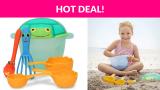 Melissa & Doug Seaside Sidekicks Sand Baking Set