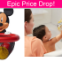 EPIC PRICE! Lysol Toilet Bowl Cleaner!