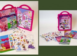 $3.97 (Reg. $14.99) Minnie Minnie's:  Book and Magnetic Playset!
