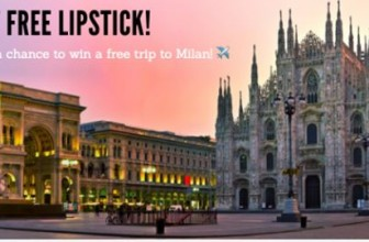 Win a Trip to Milan, Italy!